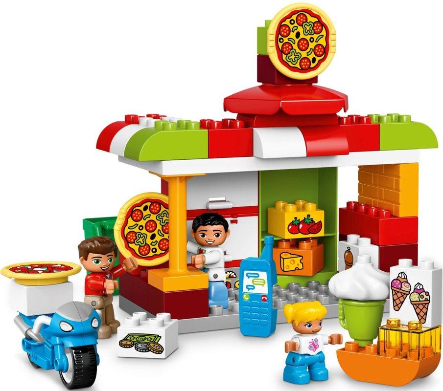 10834 LEGO DUPLO Picerija
