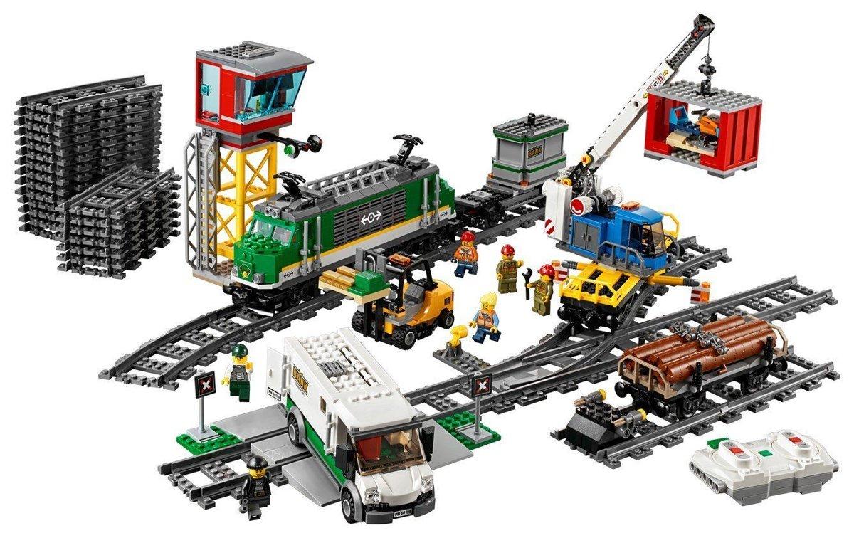 60198 LEGO Tovorni vlak