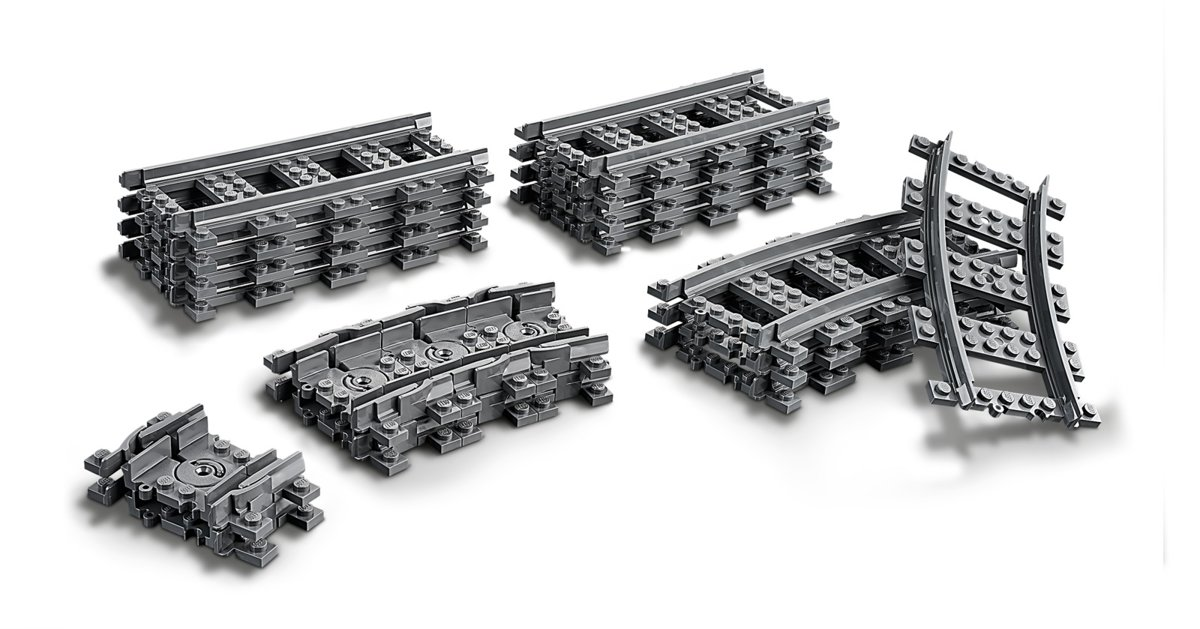 60205 LEGO Tirnice