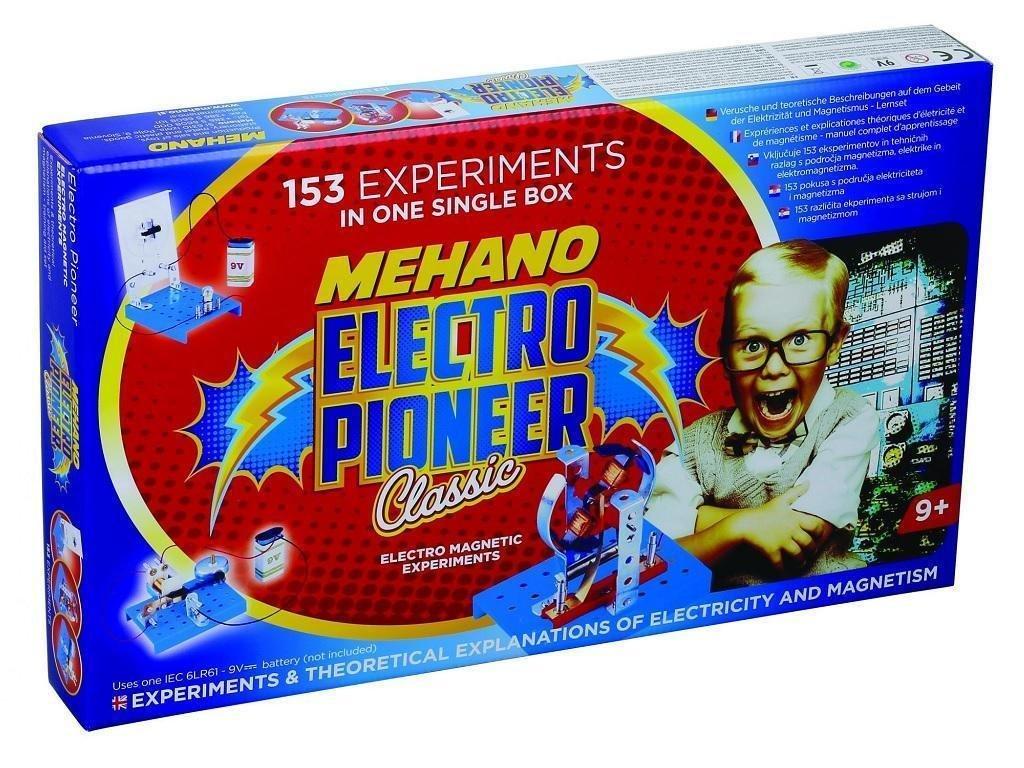ELEKTROPIONIR Mehano