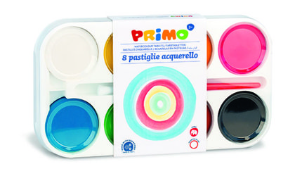 PRIMO VODENE BARVICE JUMBO 1/8 fi 55mm 10244