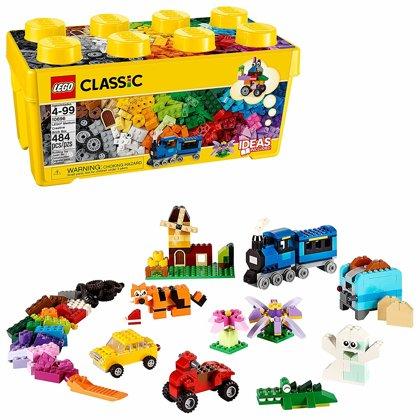 10696 LEGO Srednje velika ustvarjalna škatla s kockami