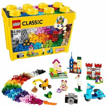 10698 LEGO Velika ustvarjalna škatla s kockami