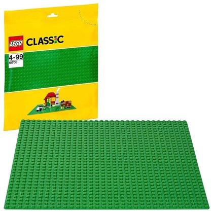 10700 LEGO Zelena osnovna plošča
