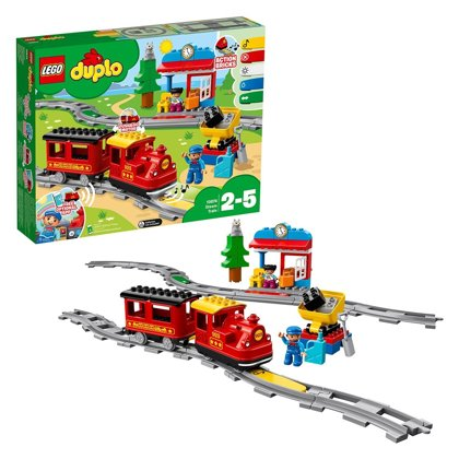 10874 LEGO DUPLO Parni vlak