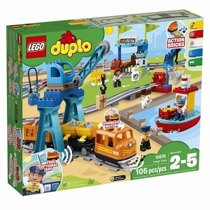 10875 LEGO DUPLO Tovorni vlak