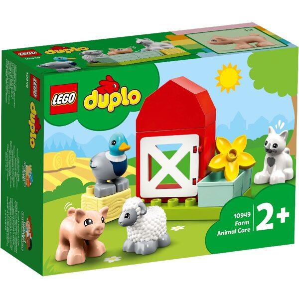 Lego Duplo 10949 Nega živali na kmetiji