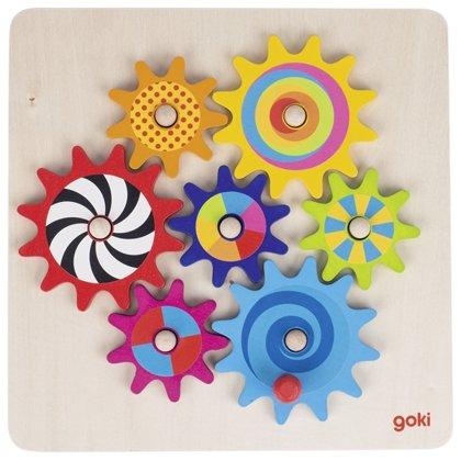 GOKI 58530 KOLESJA