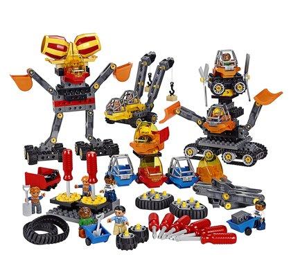 45002  LEGO® DUPLO®  Set za gradbenike (95 kosov)