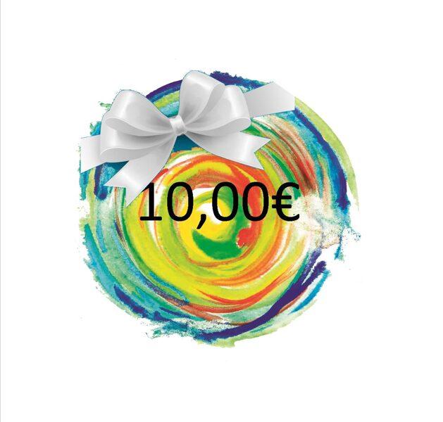 DARILNI BON - 10 €
