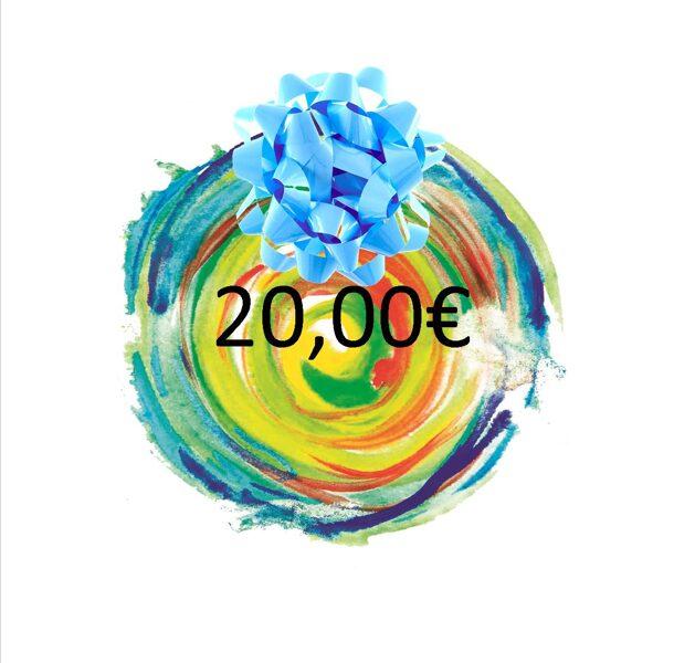 DARILNI BON - 20 €